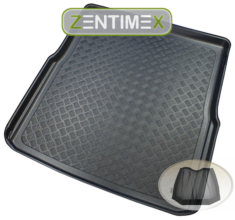 z332700 gerippte kofferraumwanne klett netz f r vw. Black Bedroom Furniture Sets. Home Design Ideas