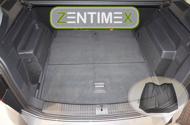z335107 gerippte kofferraumwanne klett netz f r vw. Black Bedroom Furniture Sets. Home Design Ideas