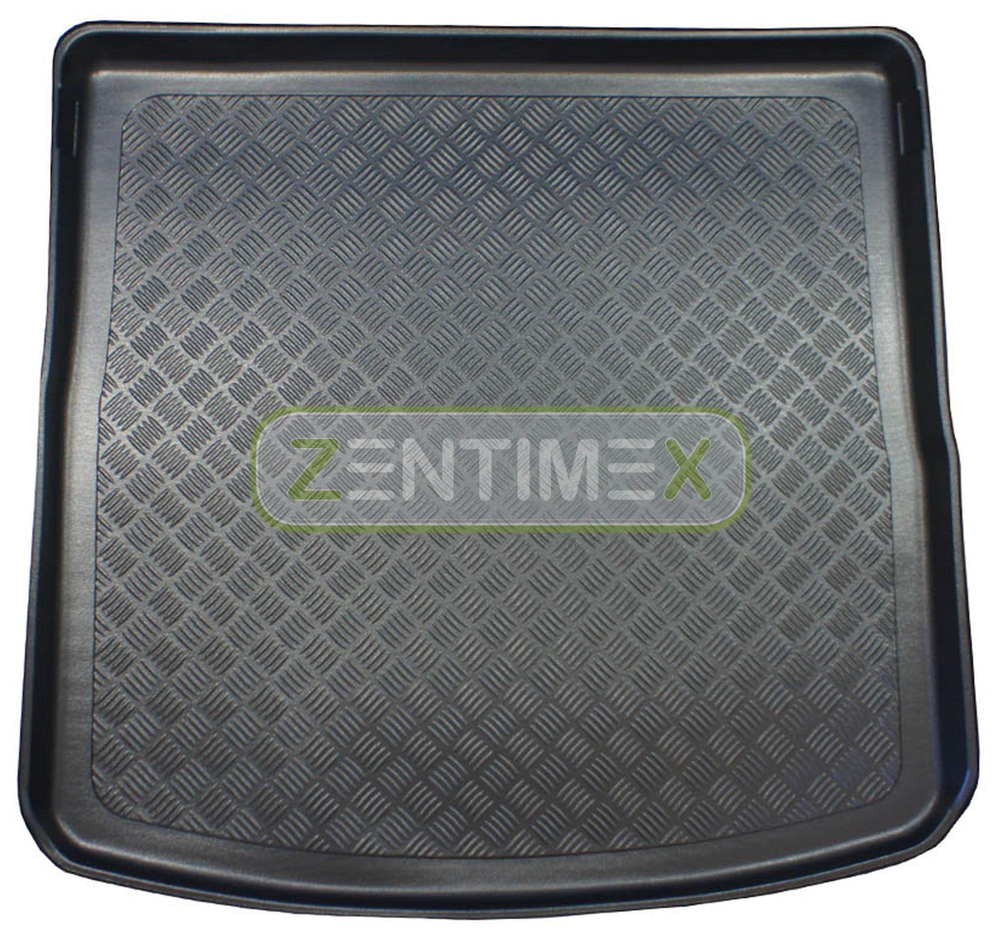 geriffelte kofferraumwanne f r seat leon st fr 3 5f kombi. Black Bedroom Furniture Sets. Home Design Ideas