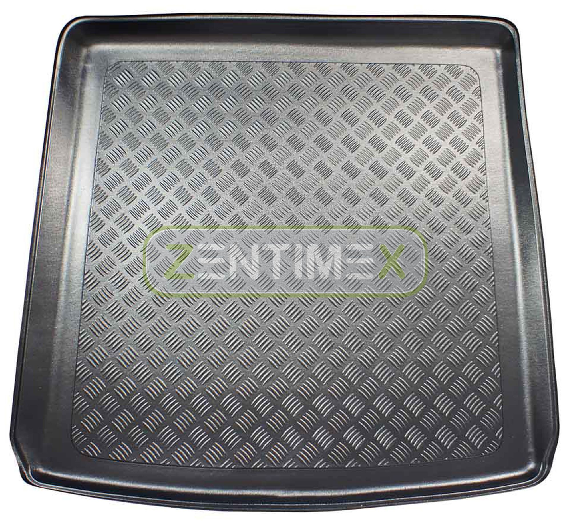 geriffelte kofferraumwanne f r skoda octavia combi rs 3 5e. Black Bedroom Furniture Sets. Home Design Ideas