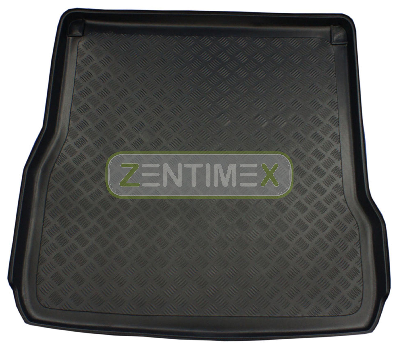 geriffelte kofferraumwanne für audi a6 c5 4b5 vor-facelift avant