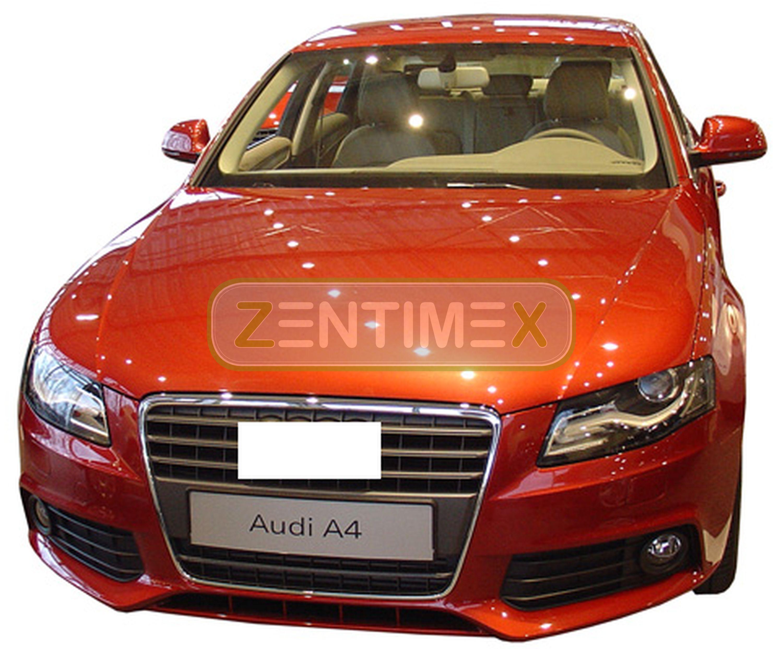 Scanalata-Vasca-baule-bagagliaio-per-Audi-A4-B8-8K2-Facelift-Berlina-4porte-2011