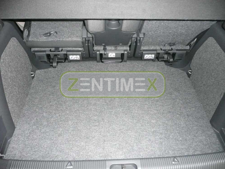 geriffelte kofferraumwanne f r skoda yeti 5l steilheck. Black Bedroom Furniture Sets. Home Design Ideas