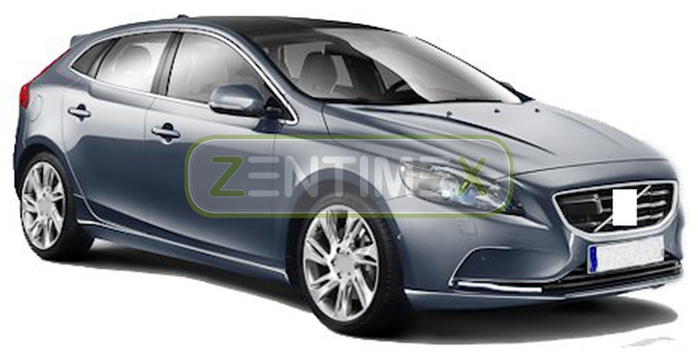 mit variablen Kofferraumwanne für Volvo V40 2 Schrägheck Hatchback 5-türer 2012