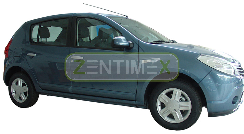 Kofferraumwanne für Dacia Sandero Ambiance 2 Schrägheck Hatchback 5-türer 2012