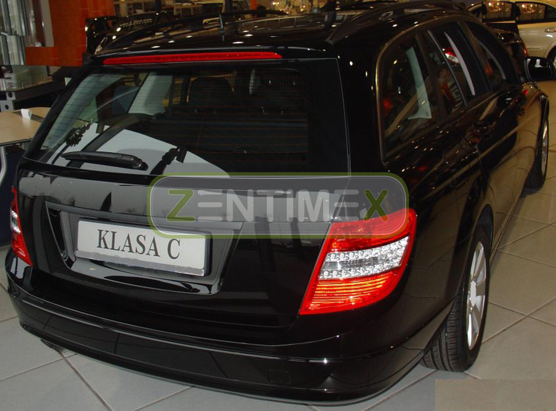 Kofferraumwanne für Mercedes C-Klasse W204 W 204 Elegance T-Modell Kombi 5-türer