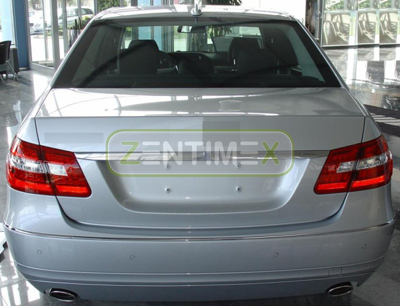 Tappetino Vasca per Mercedes Classe E w212 W 212 Facelift Limousine berlina 20