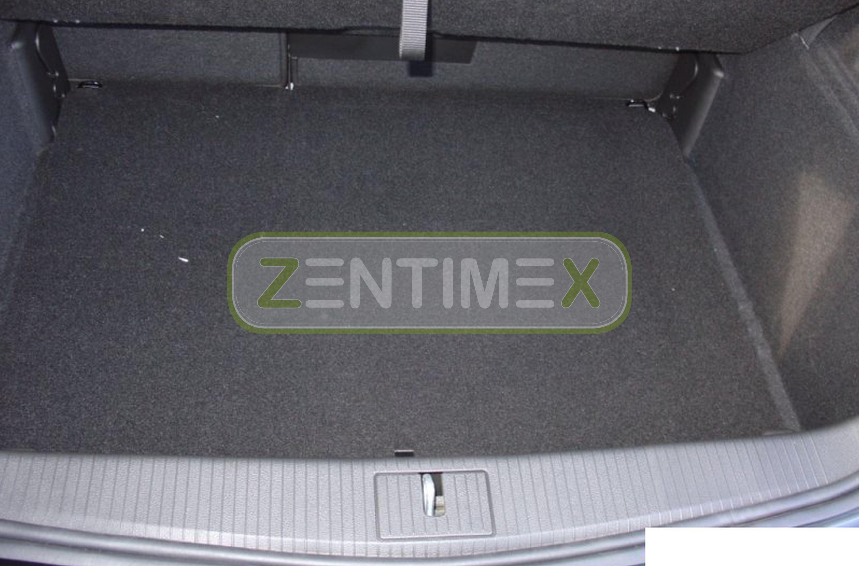 Geriffelte Kofferraumwanne für Opel Astra H Vor-Facelift Schrägheck Hatchback 5A