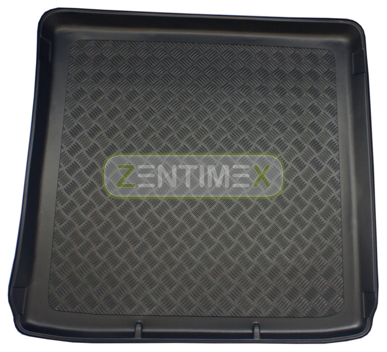Geriffelte Kofferraumwanne für Opel Meriva B Van Kombi 5-türer 2010 erhöhte Lad