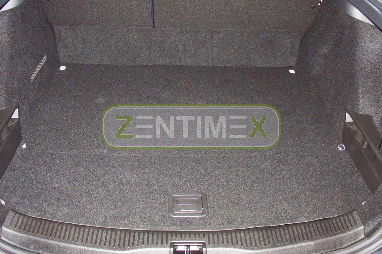 Geriffelte Kofferraumwanne für Renault Scenic 3 JZ Facelift Van Kombi 5-türer 47
