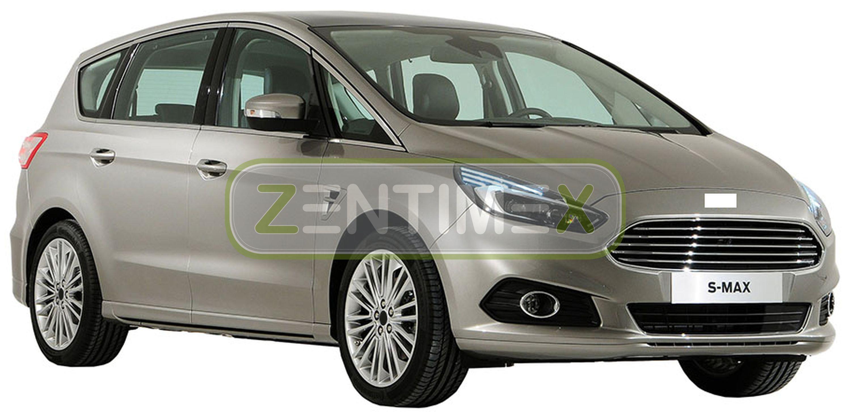 Kofferraumwanne für Ford S-MAX SMAX S MAX 1 Vor-Facelift Van Kombi 5-türer 20027