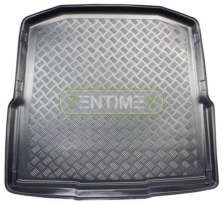 Gummierte Kofferraumwanne für Skoda Octavia Combi 3 5E Kombi 5-türer 2013 unter
