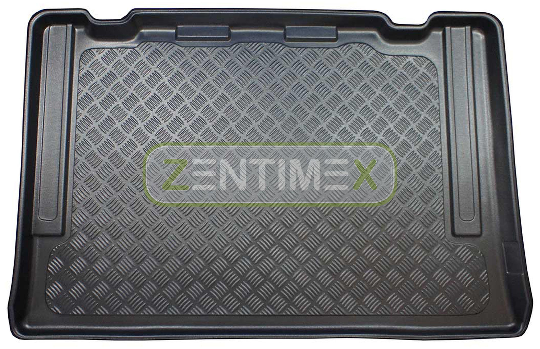 Geriffelte Kofferraumwanne für Mercedes Viano Extra Lang W639 W 639 Kleinbus 200
