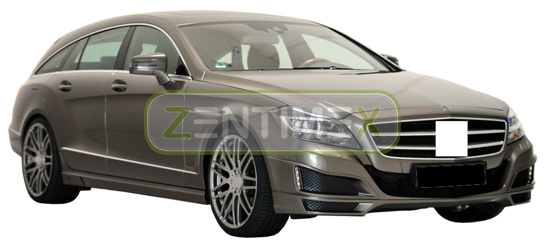 Boot Mat Trunk Liner Mercedes CLS-Class Shooting Brake X218 X 218 Facelift stati