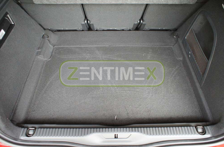 Kofferraumwanne für Citroen C4 Picasso 2 Van Kombi 5-türer 2013-5Sitze erhöhte