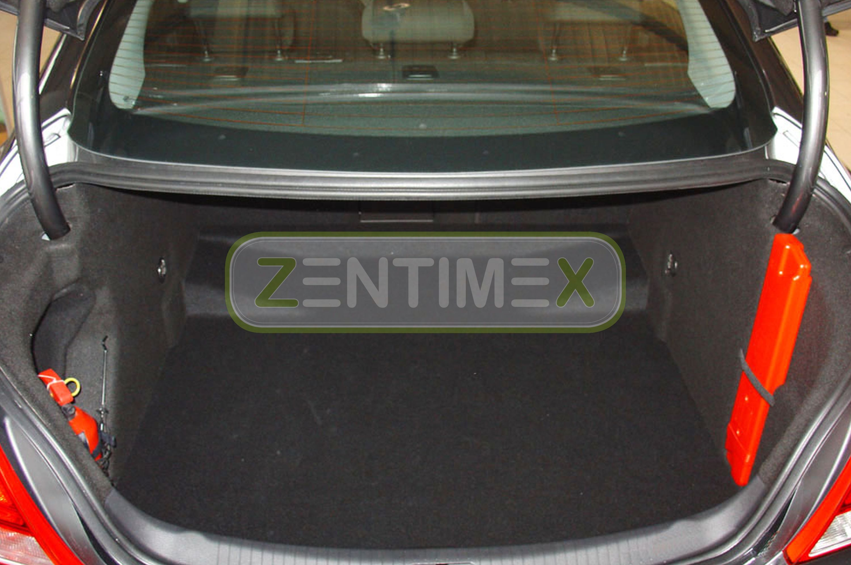 Geriffelte Kofferraumwanne für Opel Insignia Vor-Facelift Fließheck Schrägheck55