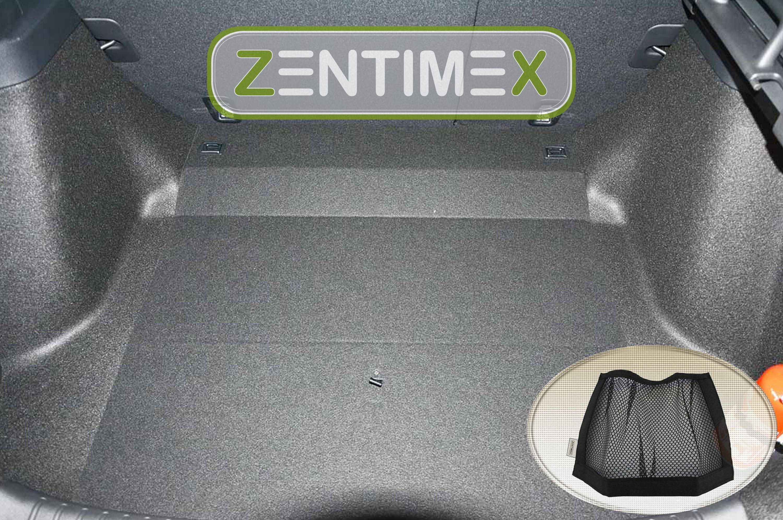 Kofferraumwanne TPE Netztasche für  Honda Civic Type R 8 Schrägheck Hatchbac47