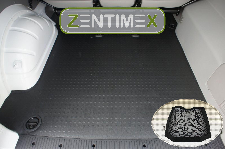 Kofferraumwanne TPE Netztasche für  VW Volkswagen Caddy Maxi 2K Vor-Facelift 7