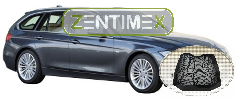 TPO Gummimaterial Lengenfelder Kofferraummatte passend für BMW F31 3er Touring
