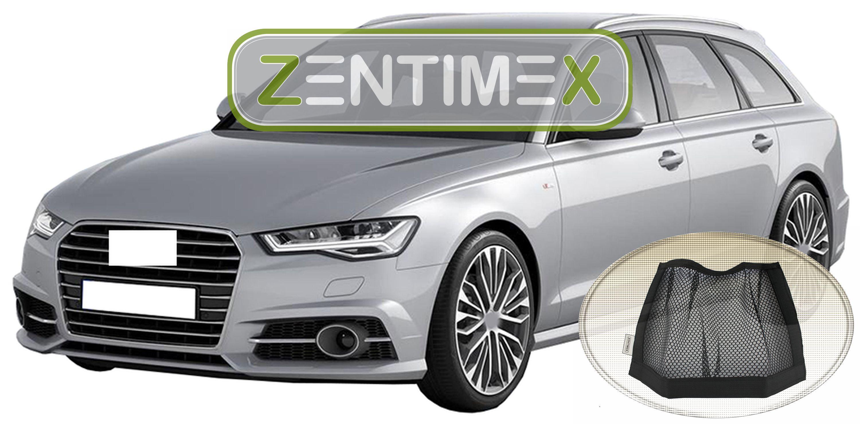 Kofferraumwanne für Audi A4 S-Line Quattro B9 8W5 Avant Kombi 5-türer 2015-4x4