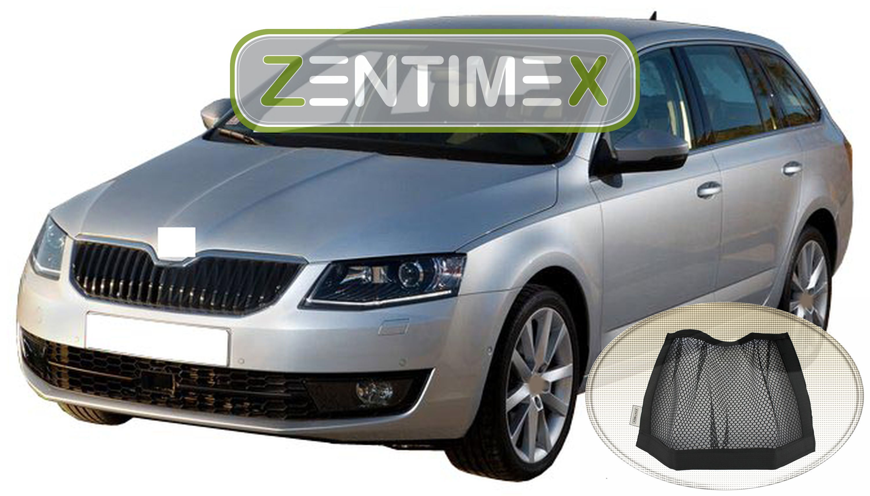 Geriffelte Kofferraumwanne für Skoda Octavia Combi Joy 3 5E Kombi 5-türer 201314