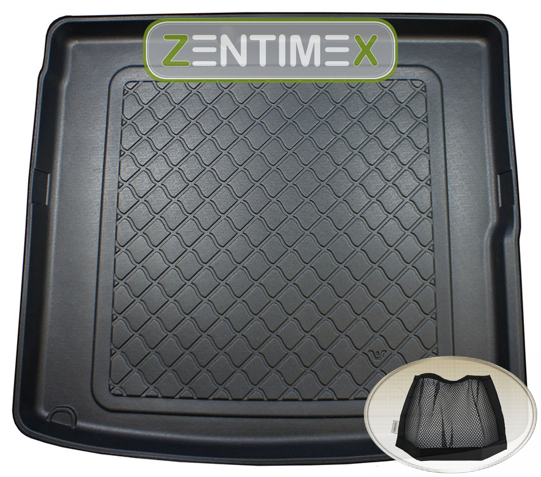 Kofferraumwanne Tpe + Netztasche Für Hyundai Ioniq Hybrid Premium Schrägheck 27