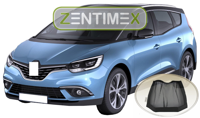 Kofferraumwanne Tpe Netztasche Für Renault Grand Scenic 4 Van