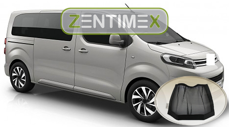Medium hinter Kofferraumwanne für Toyota ProAce Verso Executive PKW Van 2016-