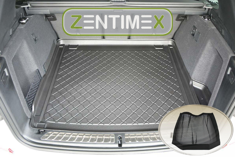 Kofferraumwanne TPE Netztasche für  BMW X3 xDrive G01 Steilheck Geländewagen17