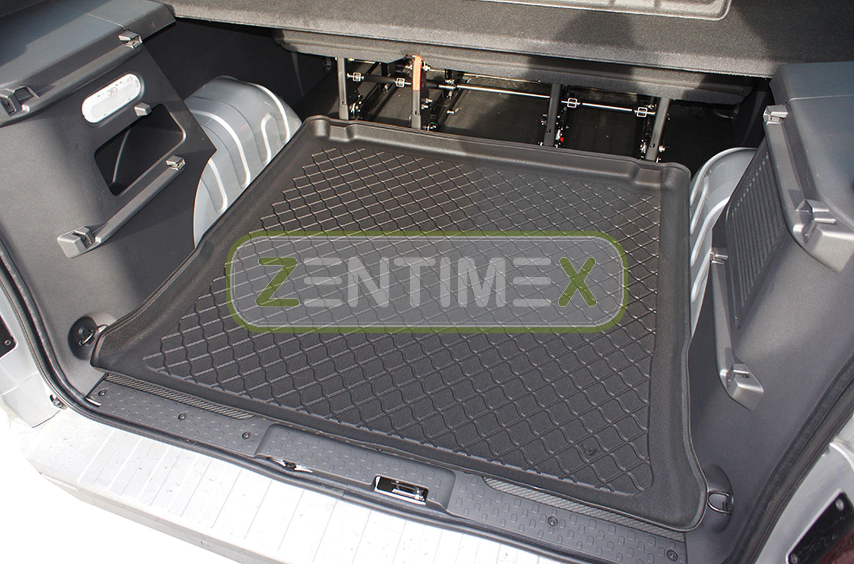 Langversion Kleinbus Kombi 2016 hinter de Kofferraumwanne für Fiat Talento SX