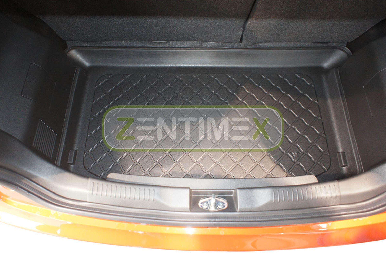 Laderaumwanne Kofferraumwanne Suzuki Ignis III mit verschiebbarer Rückbank