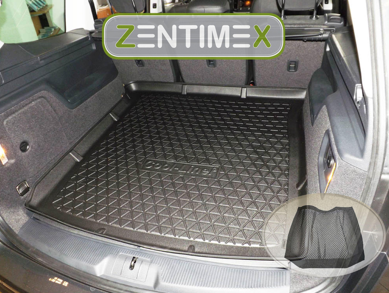 Gepäckraumeinlage Original VW Sharan 7N Kofferraum Einlage Schutz 7N0061160 NEU