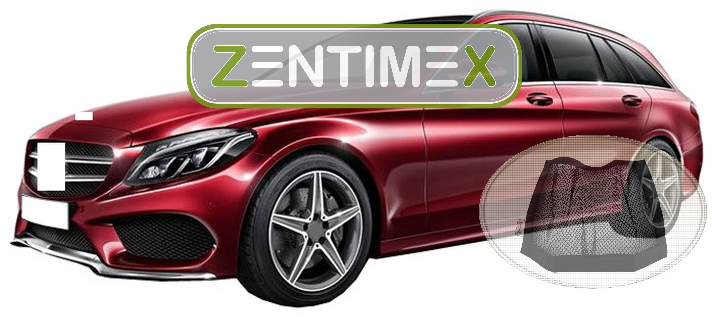 Klett-Netz für Mercedes E-Klasse C207 Z336150 Diamanten-Design-Kofferraumwanne