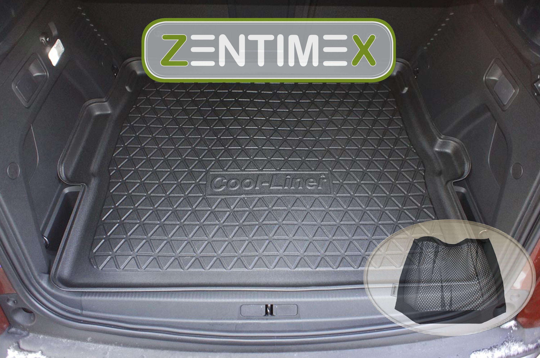 PREMIUM Kofferraumwanne Kofferraummatte für OPEL Grandland X obere Etage ab 17
