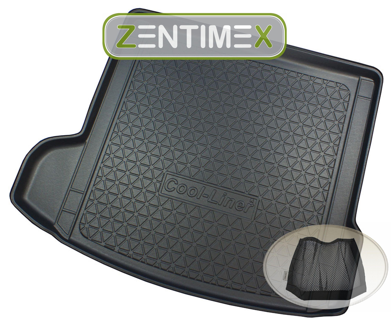 2018 Kofferraummatte mit Ladekantenschutz für Jaguar E-Pace ab Bj