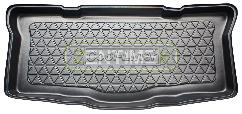 Diamante-design-vasca Baule Bagagliaio Per Citroen C1 1 Hatchback 5porte 2005-20 Disabilità Strutturali