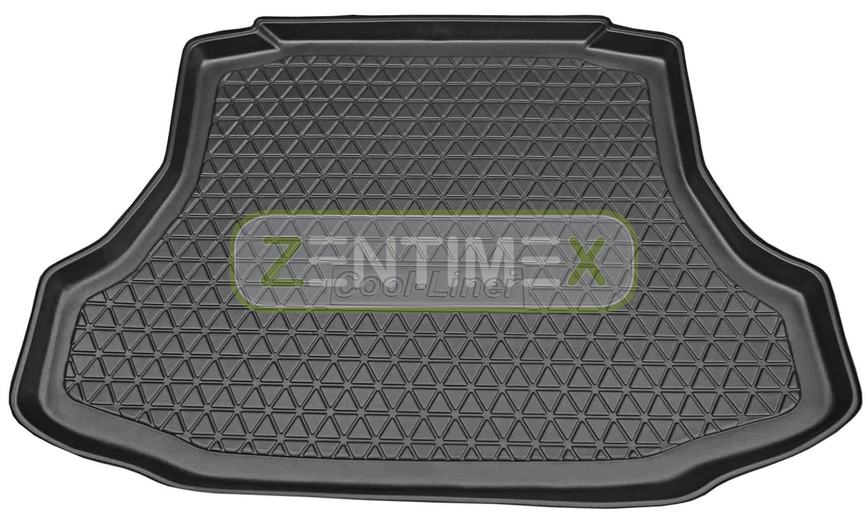 Diamanten-design-kofferraumwanne Für Honda Civic (nicht Hybrid) Facelift Limousi Compra Uno Da Uno