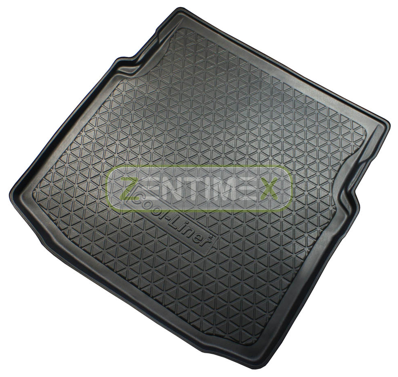 Gummierte Kofferraumwanne für Mercedes CLS-Klasse C219 C 219 Vor-Facelift Coupé