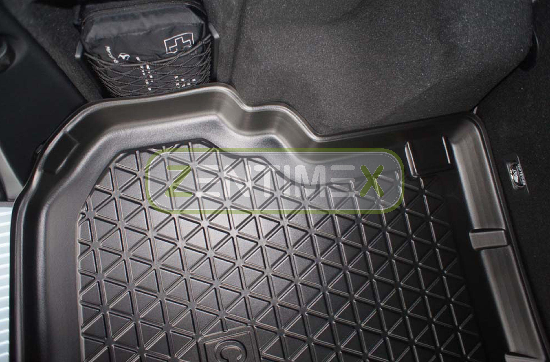 Gummierte Kofferraumwanne für Mercedes M-Klasse W163 W 163 Facelift Steilheck Ge