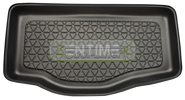 Diamanten-design-kofferraumwanne Für Suzuki Swift Comfort Fz Nz Facelift Schrägh