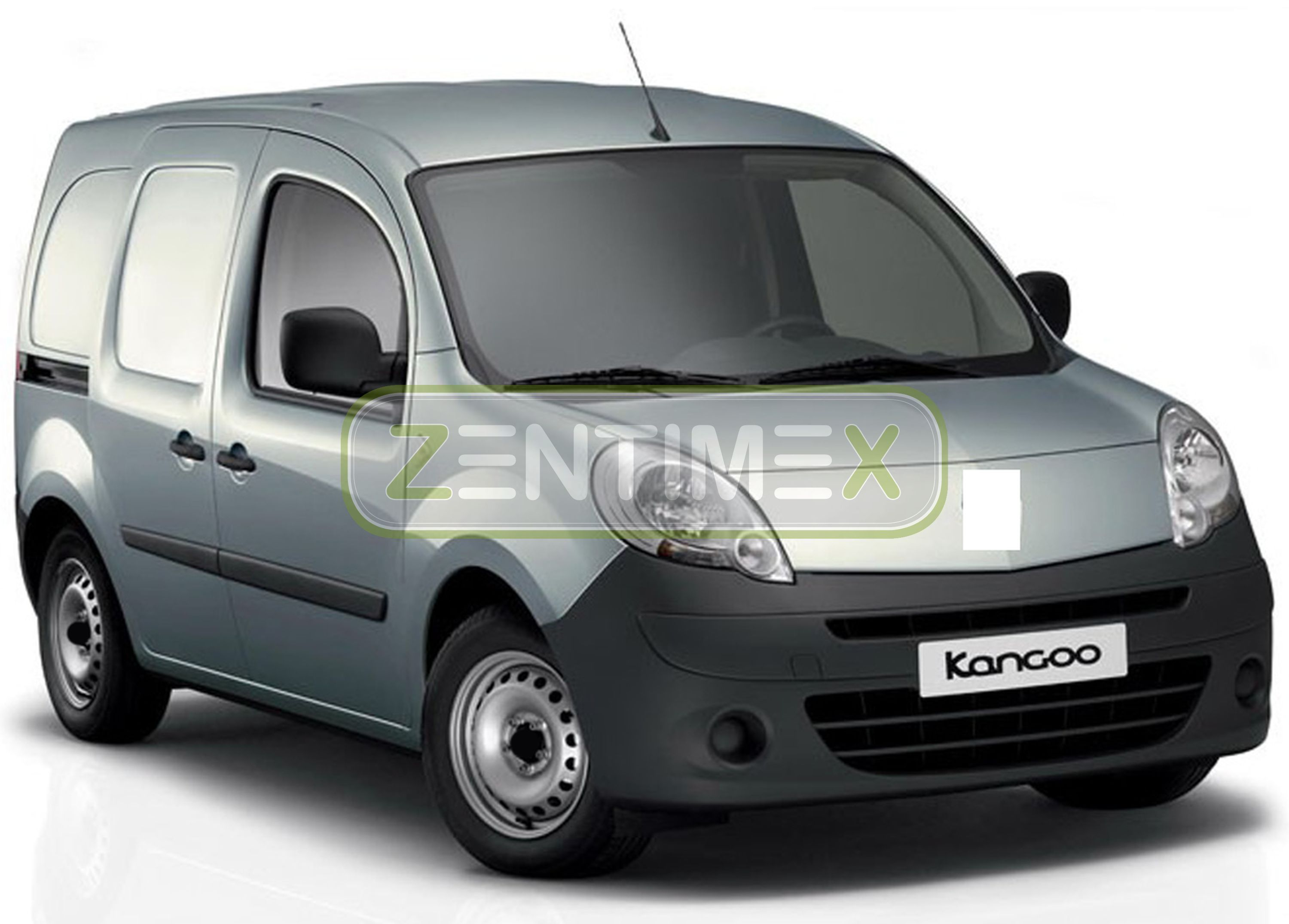 Diamanten-Design-Kofferraumwanne für Renault Kangoo Rapid Maxi Langversion //267