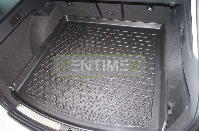 Gummierte Kofferraumwanne für Seat Leon Reference 3 5F Schrägheck Hatchback 5-tü