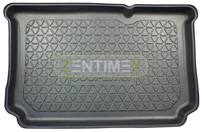 Gummierte Kofferraumwanne für Ford Fiesta ST-Line EcoBoost Schrägheck Hatchbac28
