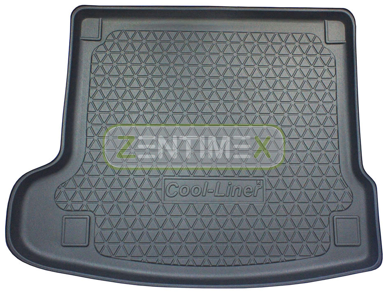 Kofferraumwanne für Skoda Octavia Family 2 1Z Facelift Hatchback Schrägheck Schr