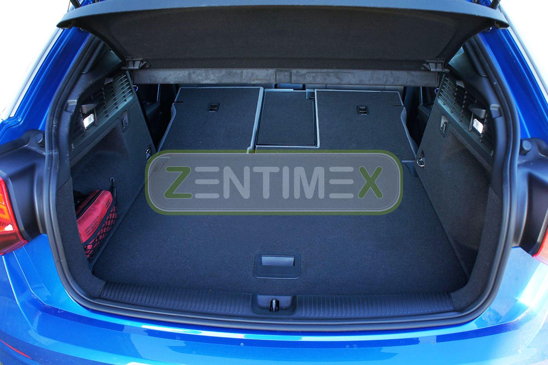 Kofferraumwanne Klett-Organizer für Audi Q2 Technology Selection GA Steilheck