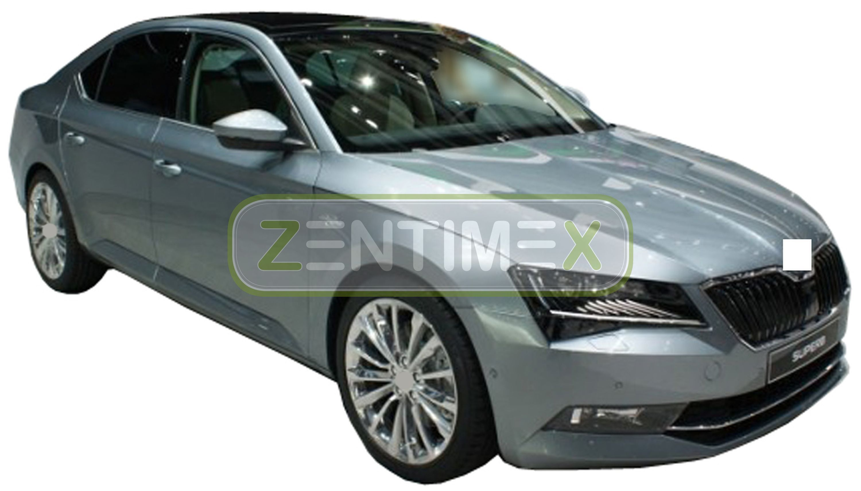 Diamanten-Design-Kofferraumwanne für Honda Accord Executive 8 Limousine Stufenhe