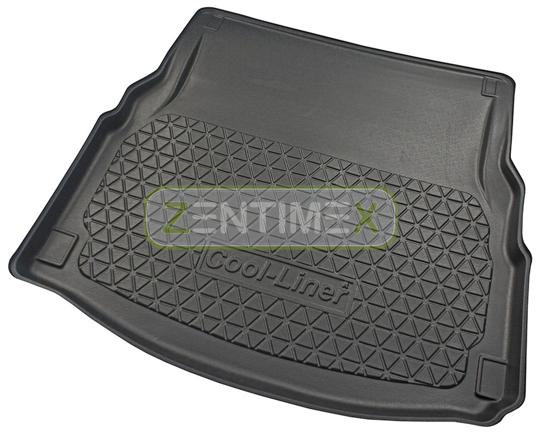 Geriffelte Kofferraumwanne für Mercedes E-Klasse Edition 1 C238 Coupé Coupe Schr