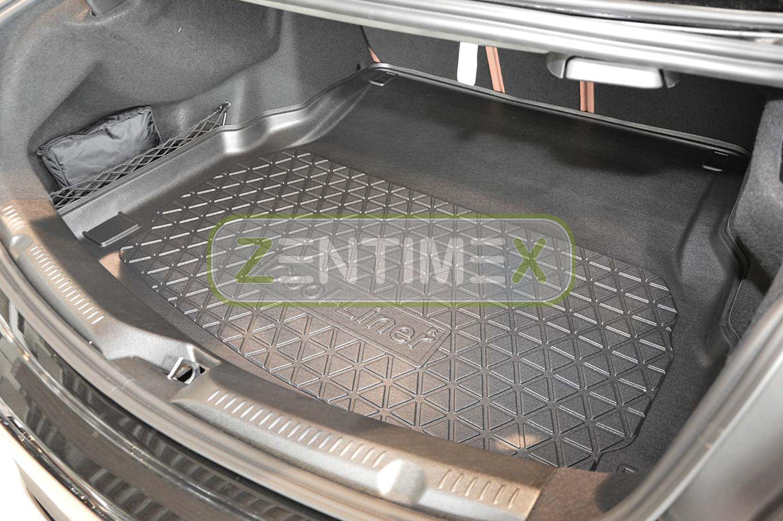 Gummierte Kofferraumwanne für Mercedes S-Klasse 4Matic W222 W 222 Limousine Stuf
