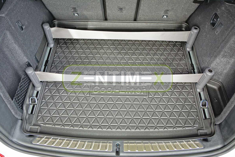 Diamanten-Design-Kofferraumwanne für BMW X3 xDrive G01 Steilheck Geländewagen SU