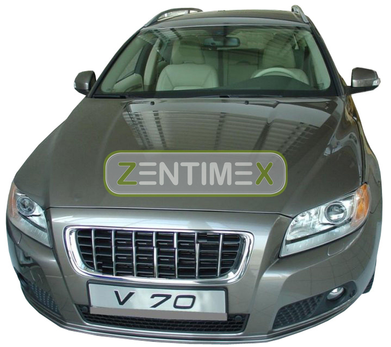 Z331304 SET Kofferraumwanne Gummifußmatten für Volvo V70 3 Typ P24 Facelift Komb